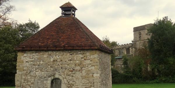 Dovecott & St Dunstans - Tony Hennel