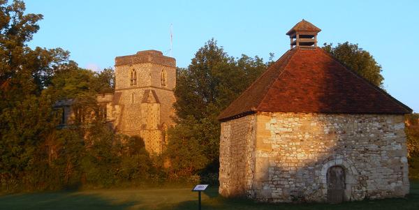 St Dunstans & Dovecote - Tim Addison